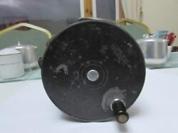 V Good Vintage Hardy Perfect Dup Mkii Salmon Fly Fishing Reel 3.75 + Lineguide