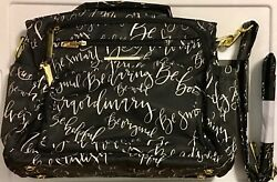 Ju-Ju-Be JuJuBe BFF Queen Be Quotes Convertible Backpack Crossbody