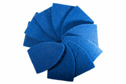 Window Tint Tools Scrub-it Blue Replacement Pads 10 Pcs Pack Blue Color.