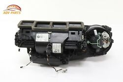⭐ 2009 - 2016 BMW Z4 E89 AC CLIMATE HEATER BLOWER HOUSING BOX ASSEMBLY OEM