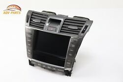 ⭐2010 - 2012 LEXUS LS460 XF40 NAVIGATION DISPLAY SCREEN & AC CLIMATE CONTROL OEM