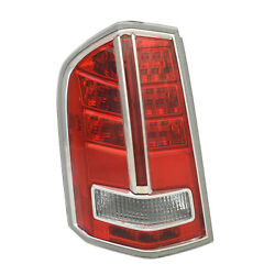 New Premium Fit Passenger Side Tail Light Assembly 68154606AC NSF