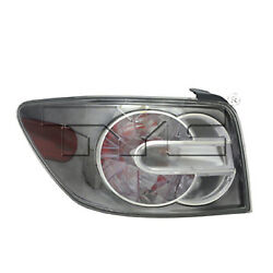 New Premium Fit Driver Side Tail Light Assembly EH4451160F NSF