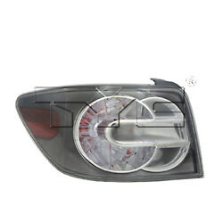 New Premium Fit Driver Side Tail Light Assembly EG2151160H NSF