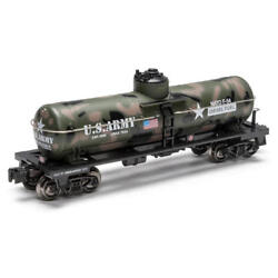 Menards Military Us Army Dome Tanker Car 10 1/2 O Gauge Mth Lionel Compatible
