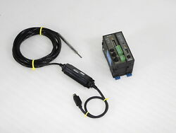 Sony Magnescale Dg810b-t28 Gauge Probe And Mg20-dg Multi Interface Unit And Mg10-p1