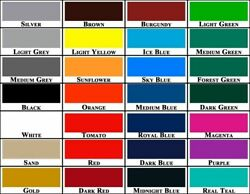 Pinstriping Vinyl Graphics Self-adhesive Car Tape Decal Stickers Large 150and039 Roll