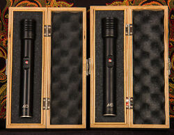Microtech-Gefell M294 Condenser Microphone (PAIR)