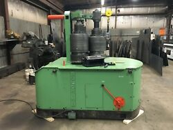 1964 Boldrini 5x5x12 ANGLE and Structural BENDING ROLL Model BSA22 rebuilt 2015