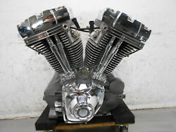 #3874 - 10 11 12 Harley CVO Softail Convertible FLSTSE  110ci Twin Cam B Engine