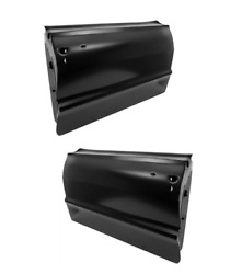 Chevychevrolet Impala 2 Door Only Door Shell Set Left And Right 1963