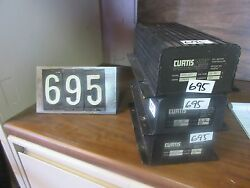 Curtis Pmc D.c. Controller Model 1205-107 Voltage 24-36 One Price All 3 400 Amps