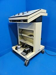 Conmed 7500 Electrosurgical Generator W/ Abc Mode And Two Footswitches 16741