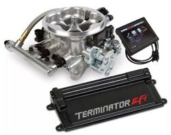 Holley Performance 550-407 Terminator EFI Throttle Body Kit With Trans- Control