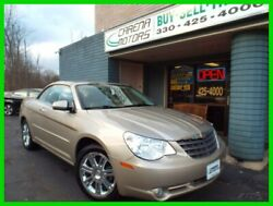 2008 Chrysler Sebring LIMITED 2008 LIMITED Used 3.5L V6 24V Automatic FWD Convertible