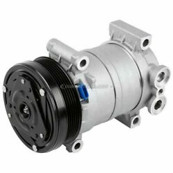 OEM Delphi HT6 AC Compressor & AC Clutch For Chevy GMC Cadillac & Olds Truck