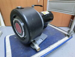 Varian Exppts03001 Triscroll Vacuum Pump,1ph,3/4hp,1201006408,working,use6068