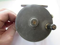 A1 Vintage Westley Richards Dingley Salmon Fly Fishing Perfect Pattern Reel 4