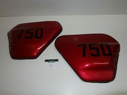Ducati 750 Gt Two Side Covers With Grills Box 89