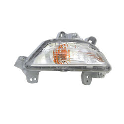 Turn Signal Light Assembly-CAPA Certified Front Right TYC fits 14-15 Mazda 3