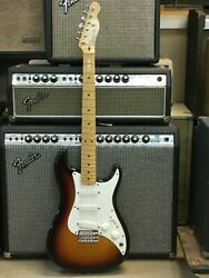 Vintage 1981 Fender Bullet S-3 Electric Guitar With Ohsc - Usa Rare