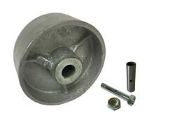 Caster Wheels Set 4 5 6 8 Steel Wheel Set With Bearing And Kit