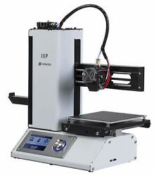 Monoprice Select Mini 3D Printer v2 - White With Heated (120 x 120 x 120 mm) Bui