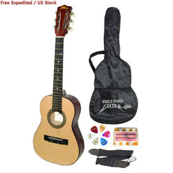 """Pyle-Pro 30"""" Classical Acoustic 6 String Linden Traditional Style Guitar..."""