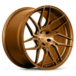 20 Rohana Rfx7 Bronze Forged Concave Wheels Rims Fits Benz W218 Cls550 Cls63