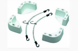 Seachoice 76991 Cooler Mounting Kit With Straps Universal Fit Boat Marine Lc