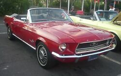 Electric Power Steering For '67 To '68 Ford Mustang