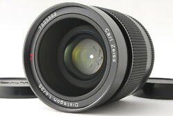 【MINT】Contax Carl Zeiss Distagon T* 35mm F1.4 MMJ Lens for CY Mount JAPAN 510