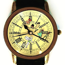 Peter Pan Wendy Tinkerbell And More, Fossil For Disney Park Watch 4282/5000 $235
