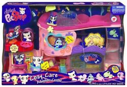 Littlest Pet Shop Pet Adoption Center Playset NEW SEALED BY HASBRO