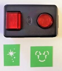 Disney Mickey Mouse And Starburst Creative Memories Paper Punch