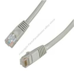 Lot1000 10ft Rj45 Cat5e Ethernet Cable/cord/wire{grey{f