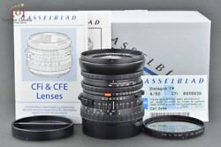 Excellent+++!! Hasselblad Carl Zeiss CFi Distagon 50mm f4 T* w Box from Japan
