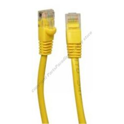 Lot1000 10ft Rj45cat5e Ethernet Cable/cord/wire{yellow{f
