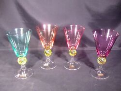 Southern Living At Home Tango Soc 3 Iced Tea Glasses Set Of 4