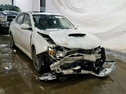 Engine 2.5L VIN 7 6th Digit Wrx Turbo Fits 11-14 IMPREZA 1372925