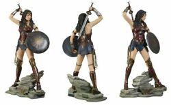 WONDER WOMAN * DC COMICS * 1:1 FULL-LIFE-SIZE STATUE / FIGURE * MUCKLE - OXMOX