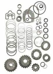 Omc Gear Repair Kit With 1-1/4 Id And 1-5/8 Od P/s Bearing 1990-1993 Lower Unit Ei