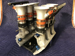 Chevy V6 Splayed Valve Racing Intake By Katech - Will Ship Please Ask For Rates