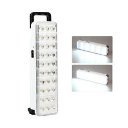 30 LED Rechargeable Camping Tent Light Outdoor Hiking Emergency Flashlight Lamp