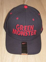 Boston Red Sox Green Monster Nike Fitted Baseball Hat Cap L/xl
