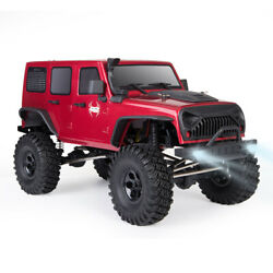 110 Scale 4wd Off Road Monster Truck Rock Crawler Electric Off-road