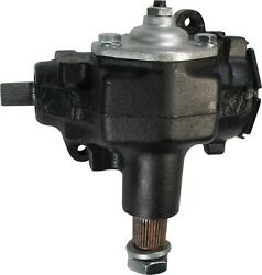 Borgeson 920043 Saginaw Side-steer Style Manual Steering Box. 241 Ratio Up/back