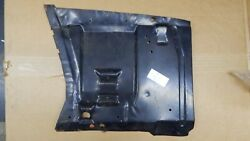 Nos 1970 1971 Ford Torino Cyclone 429 Lh Front Fender Inner Apron D0oz 16055 A