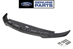 2016-2020 Mustang Shelby Gt350 Genuine Ford Front Bumper Lower Chin Splitter