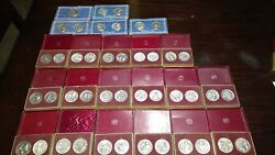 43 Wittnauer Precious Medals Guild Silver Medals .999 Fine Not Junk Must See